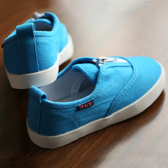 Boy's cloth shoes children sail cloth shoes