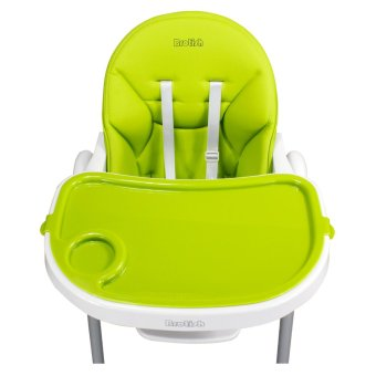 Brotish Comfortable Baby High Chair Safety Feeding Chair BoosterSeat (Apple Green) - 2