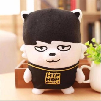 BTS Bangtan Boys Album Kpop Bulletproof Boy Scouts Album Jung KookJimin V HIP HOP MONSTER Baby Hip Hop Monster Doll Dolls BabyDolls -intl Price Philippines