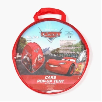 Cars Pop Up Play Tent - 3