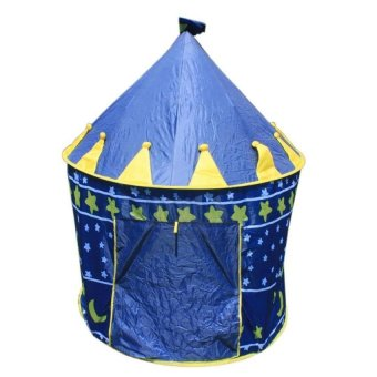 Castle Tent (Blue)  sc 1 st  Lazada Philippines & Castle Tent (Blue) | Lazada PH