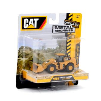 CAT-Toy State 980K Wheel Loader 1:94 Scale