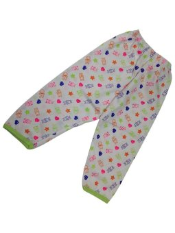 Cherry Pajama Set of 3 (Multicolor) - picture 2