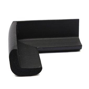Child Corner Edge Protectors Cushion Guard Set of 16 (Black) (Intl) - picture 2