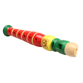 Children Piccolo Flute Musical Instrument Early Education Toy - picture 2