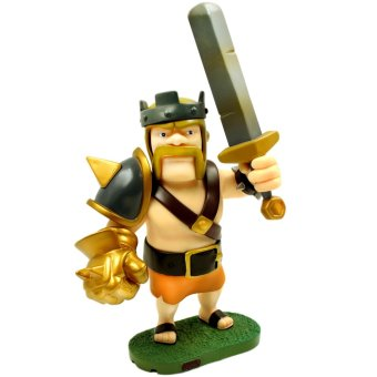 COC Clash of Clans Barbarian King Premium PVC 8.5-inch Action Figure