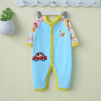 Cotton newborns crawling clothes baby coveralls