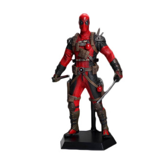 Crazy Toys Deadpool Action Figure ( Red )