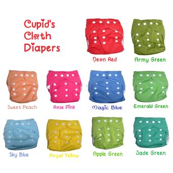 Cupid's Cloth Diaper - 3