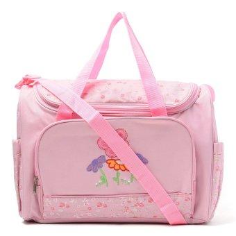 Cutie Beautiful Mornings Diaper Bag (Link Pink) - picture 2