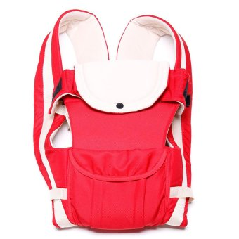 Cutie Safe and Soft Baby Carrier (Red) - picture 2