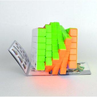 Cyclone Boys Rubix 6x6x6 Magic Cubes Stickerless Speed Cube PuzzleTwist - intl - 3