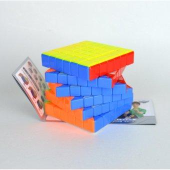 Cyclone Boys Rubix 6x6x6 Magic Cubes Stickerless Speed Cube PuzzleTwist - intl - 4