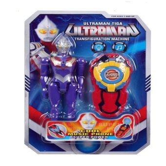 Dibang Ultraman Tiga Transfiguration Machine