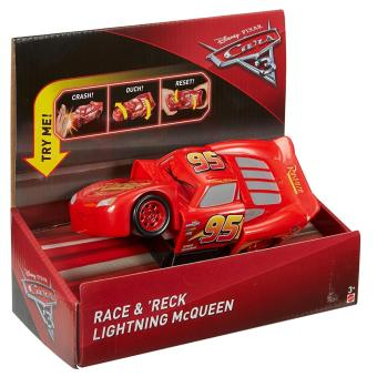Disney Cars 3 Race & 'Reck Lightning McQueen Price Philippines