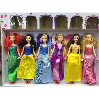 Disney Character Diversity Princesses Doll Set - 2