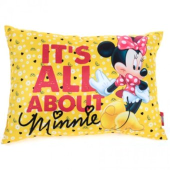 Disney It's Minnie Kiddie Pillow Price Philippines