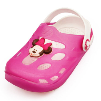 Disney summer children's baby slippers sandals