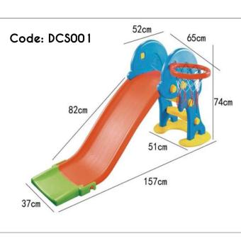 Dolphin Children Slide with Basketball Price Philippines