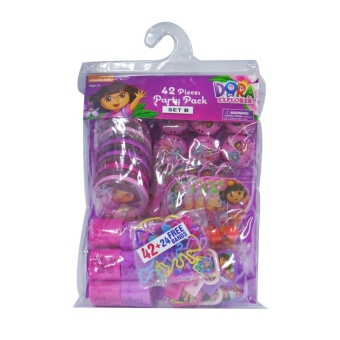 Dora Party Pack Set B