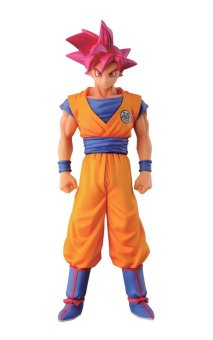 "Dragon Ball Z 5.9"" Super Saiyan God Son Goku Figure"
