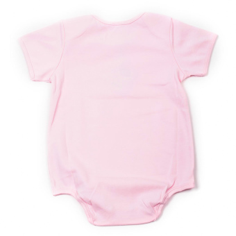 Enfant All In One Vest Rompers (Pink) - picture 2