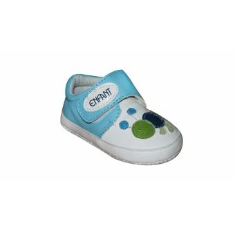 Enfant Baby Boy Shoes With Cute Animal Design - 2