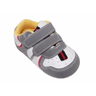 Enfant Baby Boy Sporty Shoes (grey) - 2