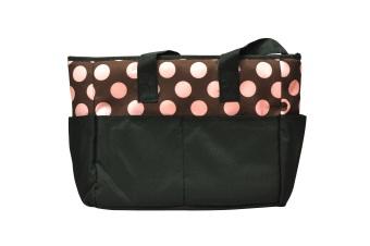 Enfant Mama Diaper Bag (Brown) - picture 2