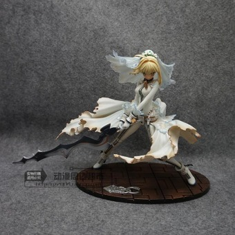 Fate wedding veil hanayome garage kit Model