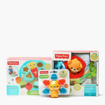 Fisher Price Learning Gift Set