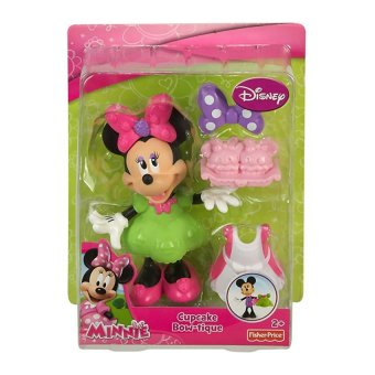 Fisher-Price Minnie Mouse Basic Cupcake Bow-Tique Play Set