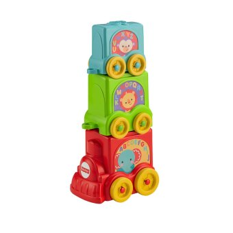 Fisher-Price(R) Stack & Roll Choo Choo Price Philippines