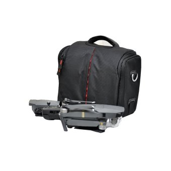 For DJI Mavic Pro Drone Strorage Portable Carrying Travel CaseCover Bag Box Black - intl - 4