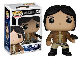 Funko Pop TV: Battlestar Galactica - Classic Apollo