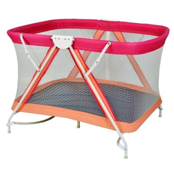 Giant Carrier Jolli Playpen (Pink) Price Philippines