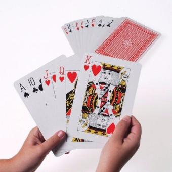 Giant Playing Cards - 3