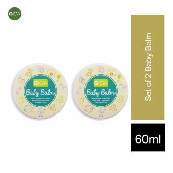 Giga Baby Balm 60gms Set of 2