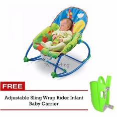 Gmy Fisher Price Dgk Fisher Price Infant To Toddler Rocker With Free