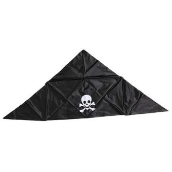 Hang-Qiao 4pcs Set Kids Halloween Pirates Props Black - picture 2