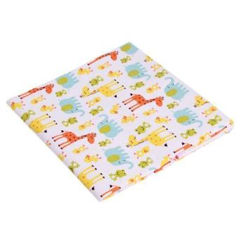 Hang-Qiao Baby Infant Urine Mat Cover Pad Durable Deer and Elephant