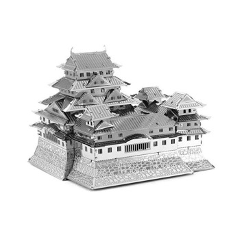 Hanyu Castle 3D Model Micro Sculpture Puzzle Building Toys Silver Price Philippines