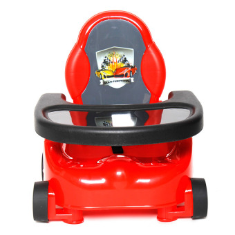 Happy Dino Booster Seat (Red) Price Philippines