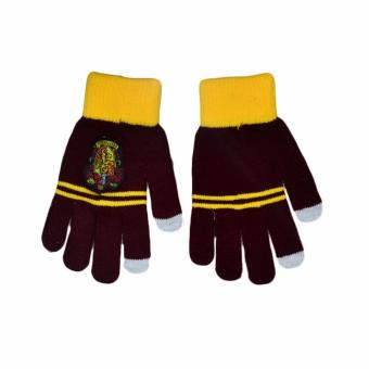 Harry Potter Gryffindor, Ravenclaw, Hufflepuff, Slytherin Magic Touch Gloves
