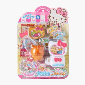 Hello Kitty Bake Shop Playset