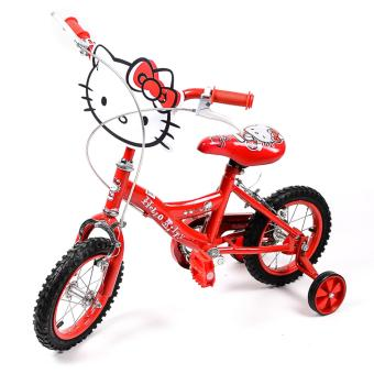 "Hello Kitty Kids Bicycle 14"" Price Philippines"