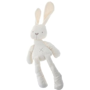HengSong Rabbit Doll Baby Toy Plush Toys Beige