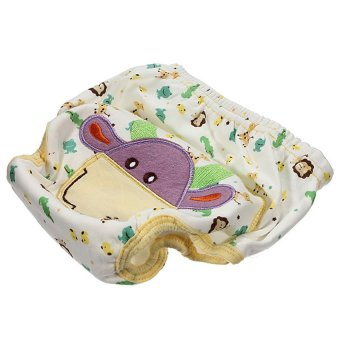 HKS Baby Diaper Nappy Diaper Covers Potty Training Pants (cow) - Intl - picture 2