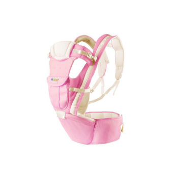 HKS Baby Multi Function Carriers Sling (Pink) (Intl)