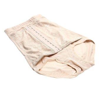 HKS Body Shaper Slimming Control Underwear Apricot XXL Women (Intl)
